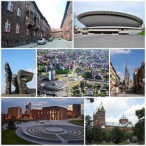 Katowice collage N 2